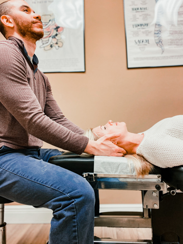 Chiropractic Care for Neck Pain in Orlando FL